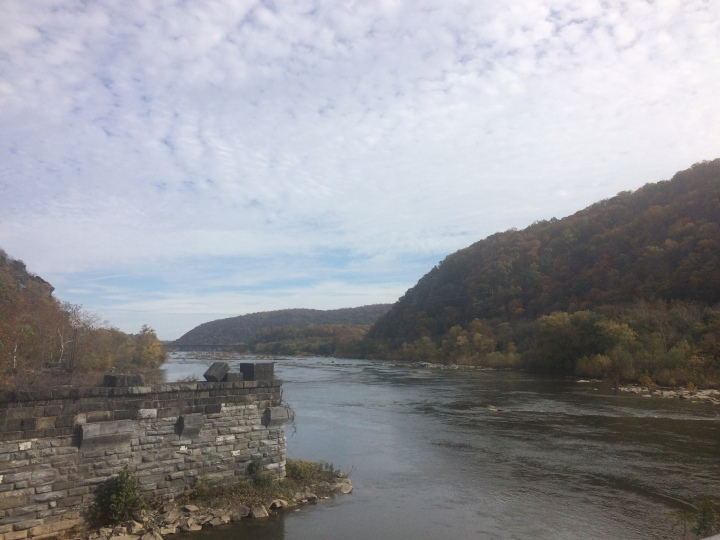 Harper's Ferry confluence