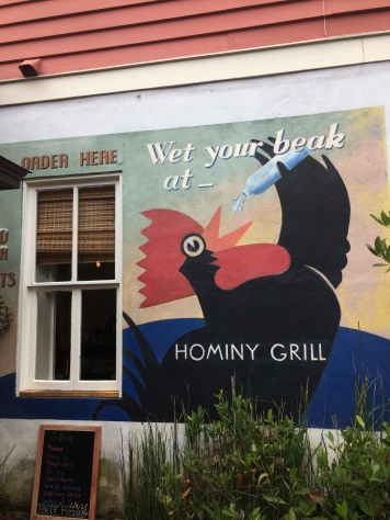 hominy grill outside