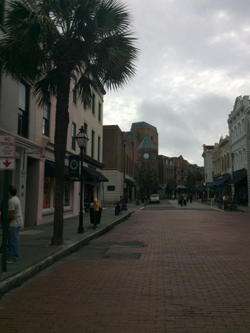 king street in charleston