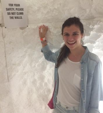 styrofoam cave