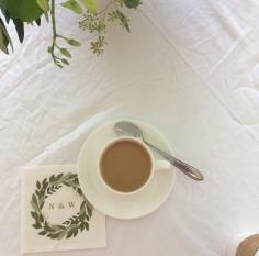 post wedding brunch in Charlottesville
