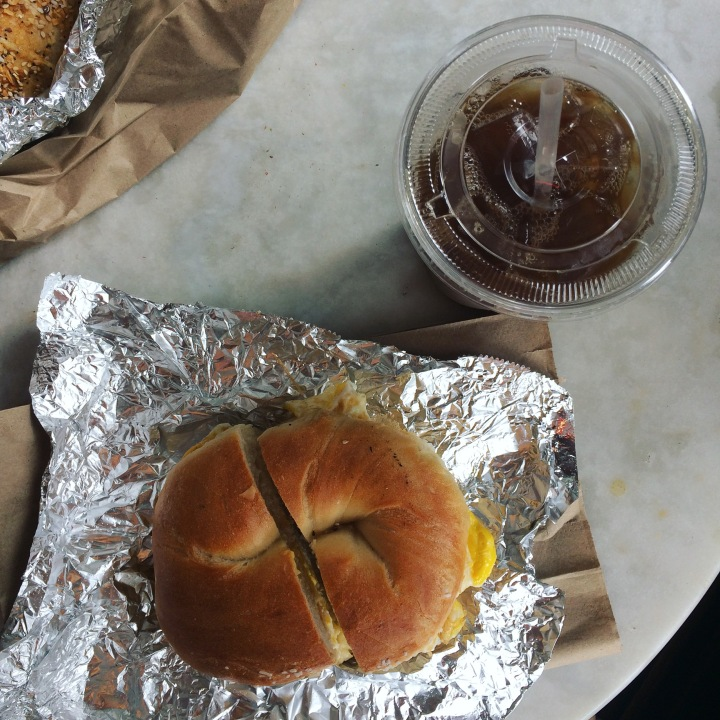 bagels in brooklyn