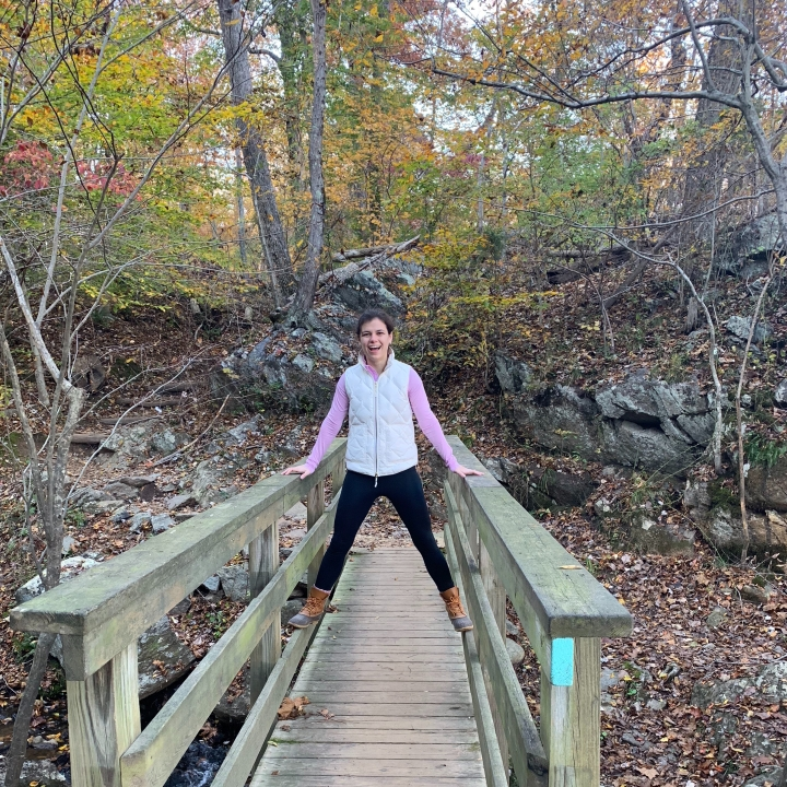 What to wear for a fall hike