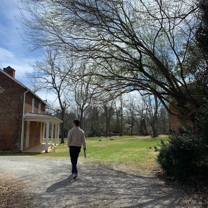 exploring Poplar Forest