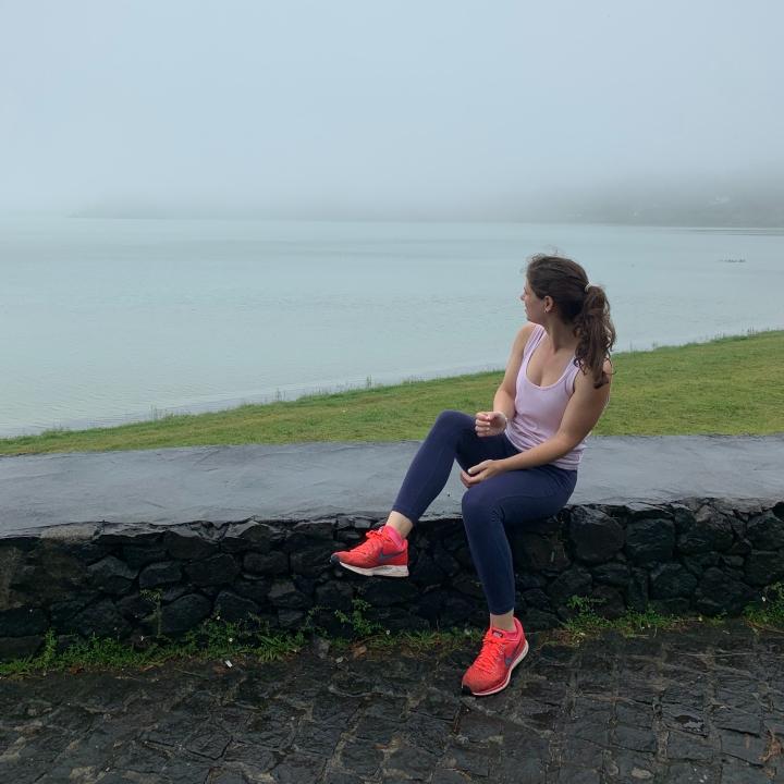 Lagoa das Furnas in the Azores