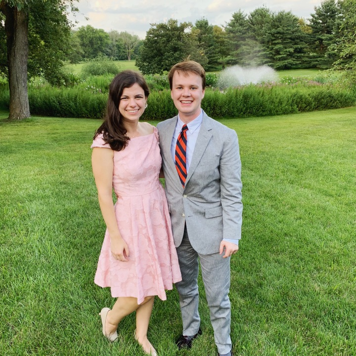Wedding in Princeton